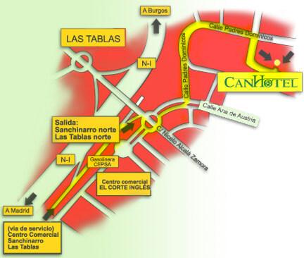 Canhotel: residencia para perros en Madrid
